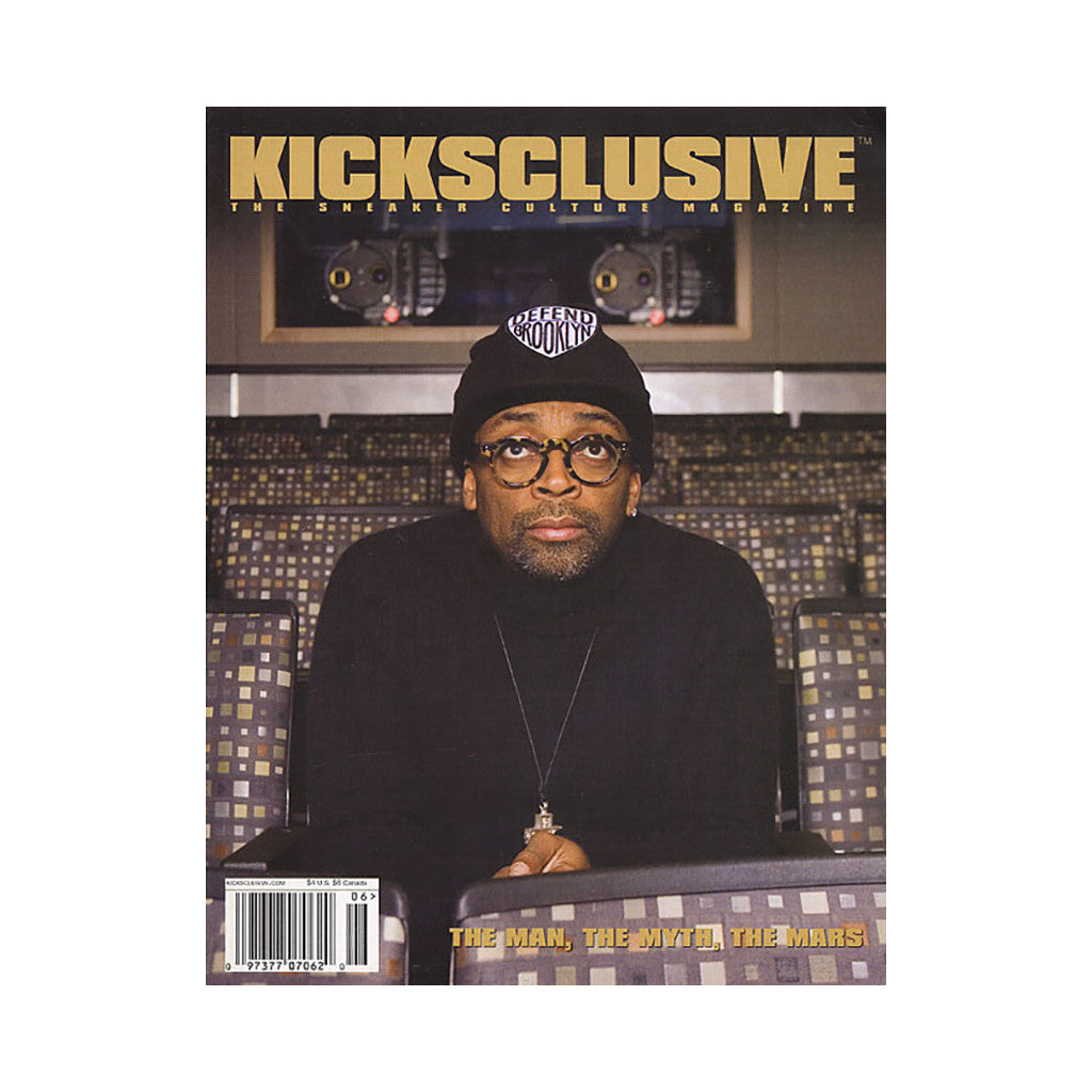 Kicksclusive - 'Issue 11' [Magazine]