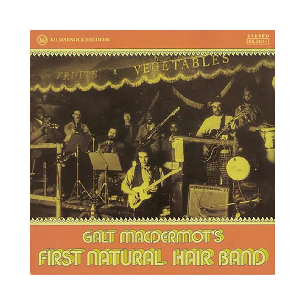"<!--020010101003328-->Galt MacDermot 's First Natural Hair Band - 'Ripped Open By Metal Explosions (Edit)/ Let The Sunshine In' [(Black) 7"" Vinyl Single]"