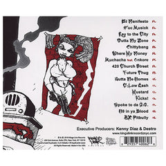 <!--020100119019705-->Oktober - 'The Devil Smokes Dime Bags' [CD]