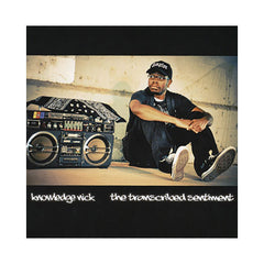 <!--020110726033285-->Knowledge Nick - 'The Transcribed Sentiment' [CD]