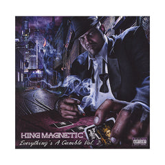 <!--020120703047671-->King Magnetic - 'Everything's A Gamble Vol. 1 - 3' [CD [4CD]]