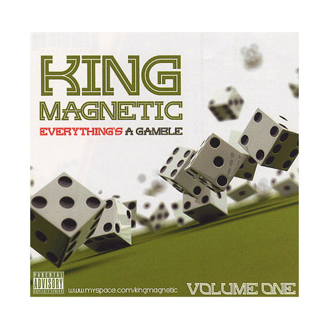King Magnetic - 'Everything's A Gamble Vol. 1 - 3' [CD [4CD]]