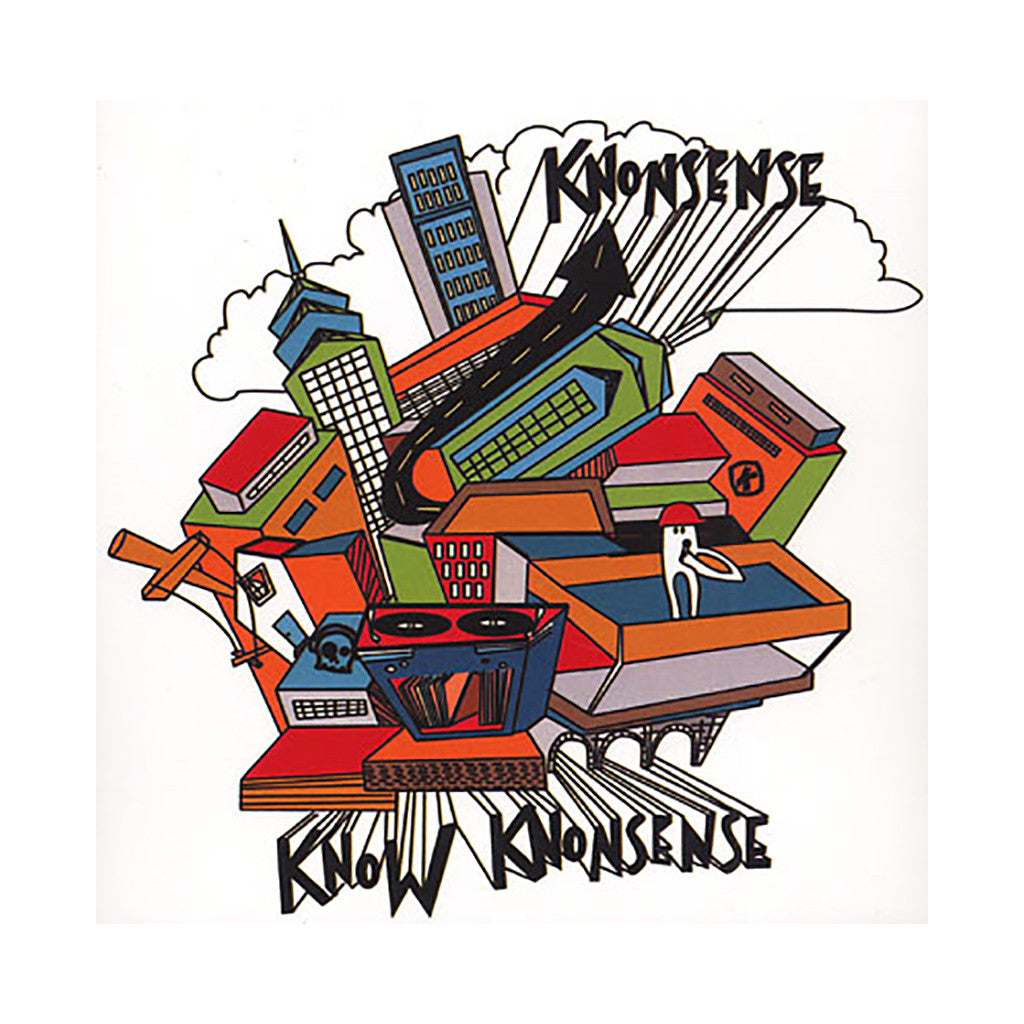 <!--020090721012026-->Knonsense - 'Known Knonsense' [CD]