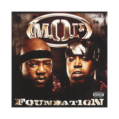 <!--120090915017132-->M.O.P. - 'Foundation' [CD]