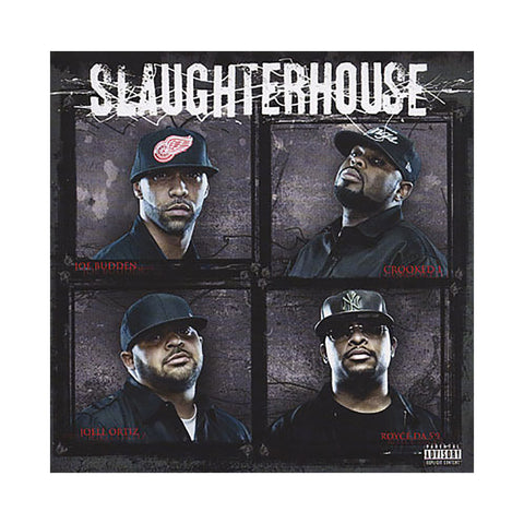 Slaughterhouse - 'Slaughterhouse' [CD]