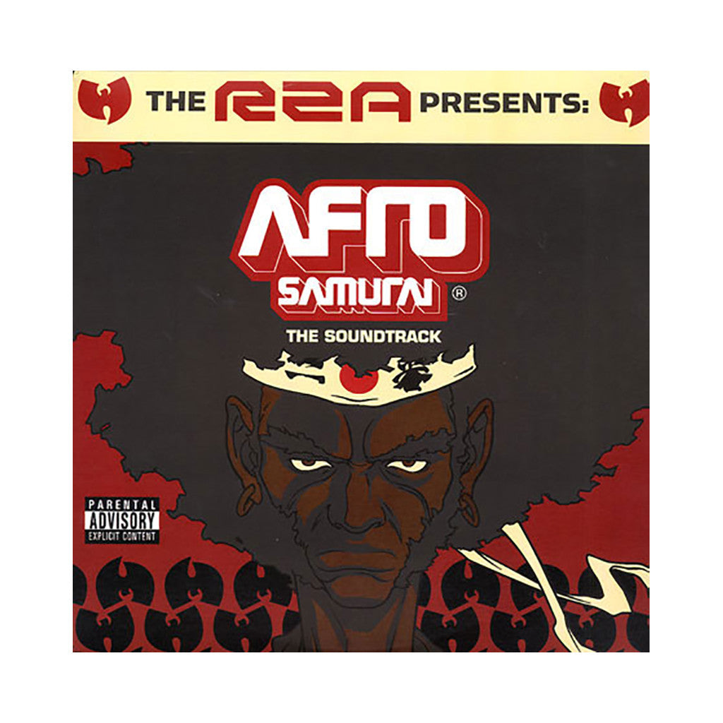 RZA - 'Afro Samurai (Original Soundtrack)' [CD]