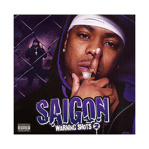 Saigon - 'Warning Shots 2' [CD]