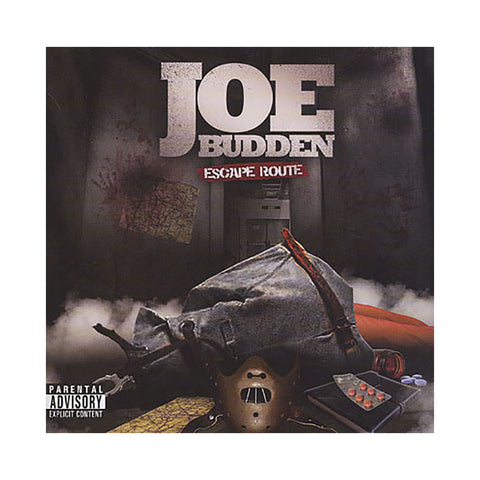 Joe Budden - 'Escape Route' [CD]
