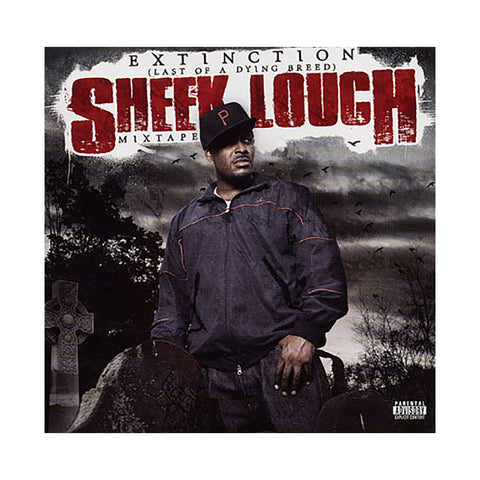 Sheek Louch - 'Extinction: Last Of A Dying Breed' [CD]