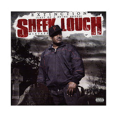 <!--120081125015090-->Sheek Louch - 'Extinction: Last Of A Dying Breed' [CD]