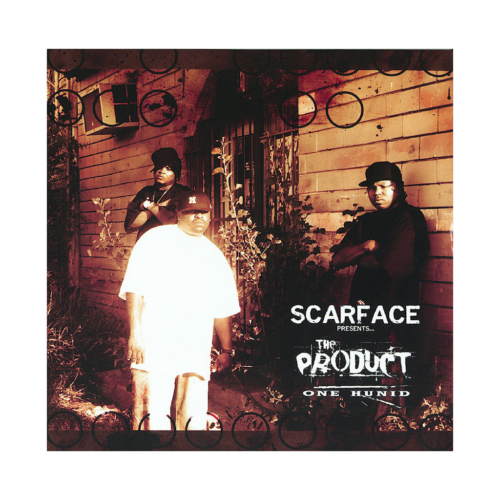 <!--020060307006880-->Scarface Presents The Product - 'One Hunid' [CD]