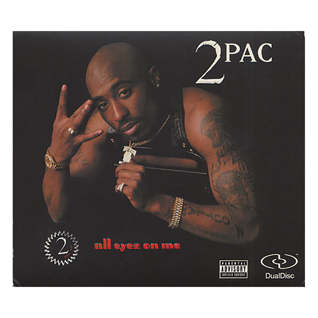2Pac - 'All Eyez On Me' [CD [2CD]]