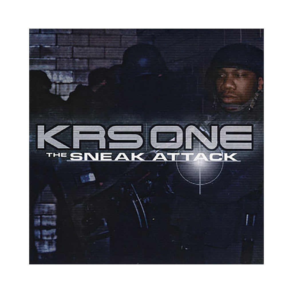 <!--020010501002573-->KRS-One - 'The Sneak Attack' [CD]