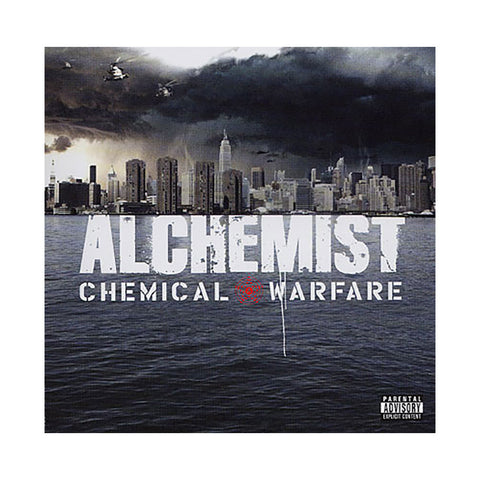 Alchemist - 'Chemical Warfare' [(Black) Vinyl [2LP]]