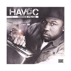 <!--020090224014963-->Havoc - 'Hidden Files' [CD]