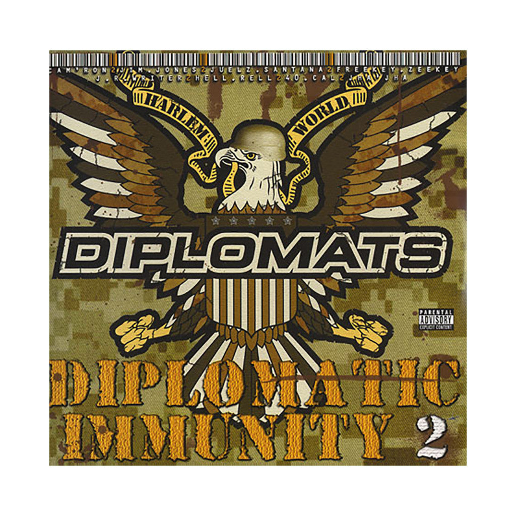 <!--020041123003951-->Diplomats - 'Diplomatic Immunity Vol. 2' [CD]
