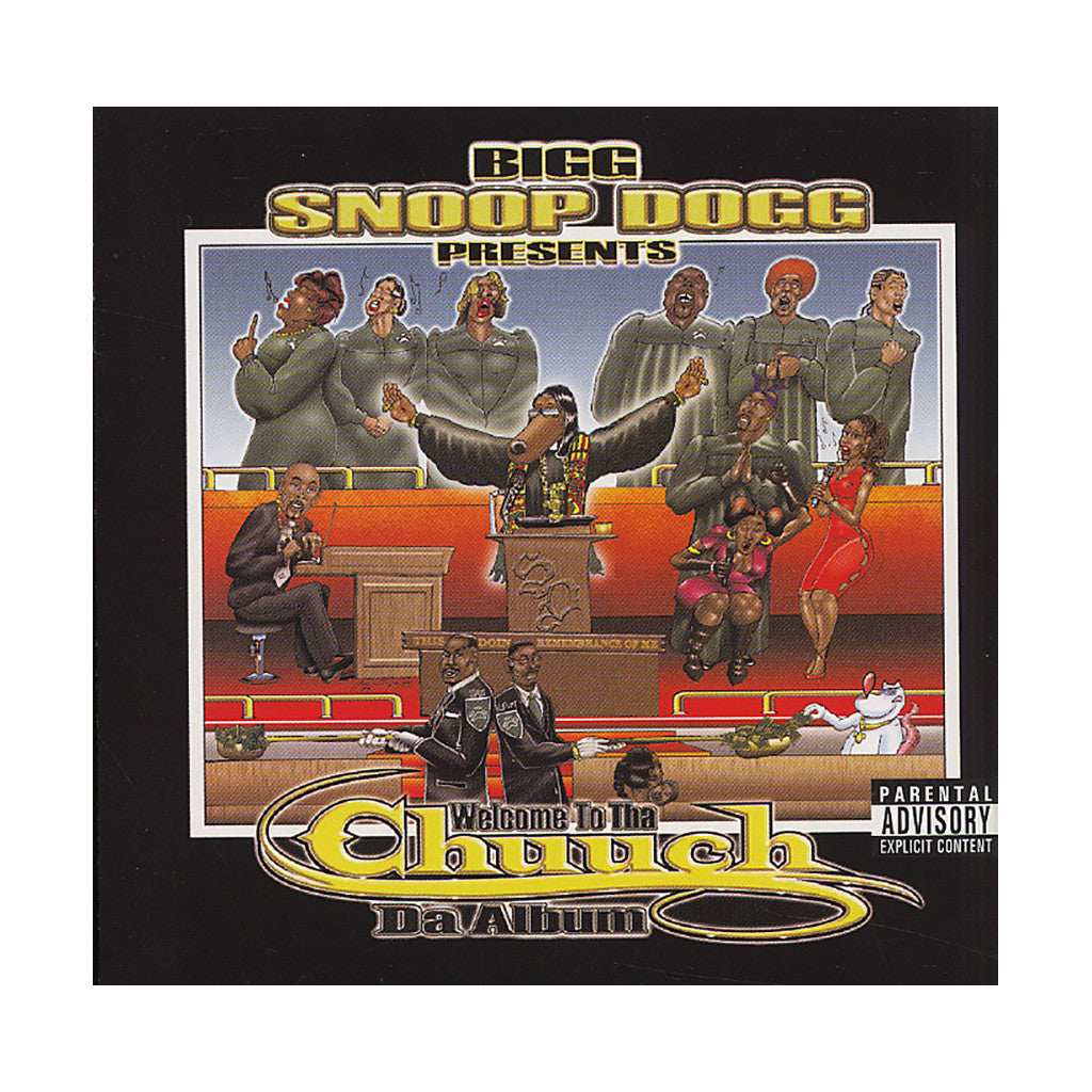 Snoop Dogg Presents - 'Welcome To Tha Chuuch: Da Album' [CD]