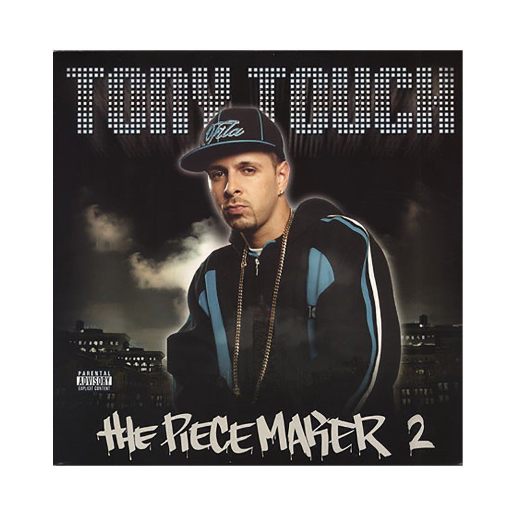 Tony Touch - 'The Piece Maker Vol. 2' [CD]