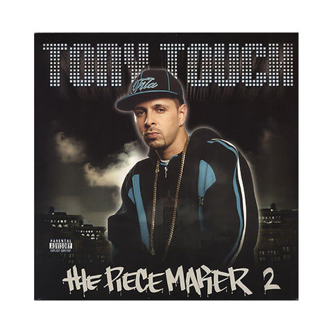 Tony Touch - 'The Piece Maker Vol. 2' [(Black) Vinyl [2LP]]