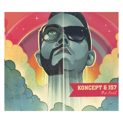 Koncept & J57 - 'The Fuel EP' [CD]