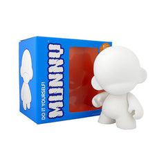 <!--020071211011312-->MUNNY - 'Series 3 (D.I.Y.)' [(White) Toy [Blank Do-It-Yourself]]