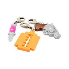 <!--020071106010932-->Things That Hurt - 'Zipper Pulls' [Toy [Blind Assortment]]
