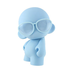 <!--020080212013003-->Mini MUNNY - 'Mini (D.I.Y.)' [(Blue) Toy [Blank Do-It-Yourself]]
