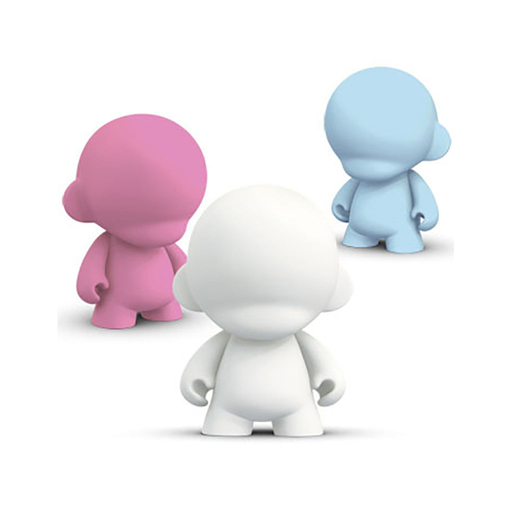 <!--020080212013001-->Mini MUNNY - 'Mini (D.I.Y.)' [(White) Toy [Blank Do-It-Yourself]]