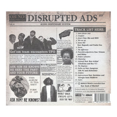 <!--120130129048156-->Oh No - 'Disrupted Ads' [CD]