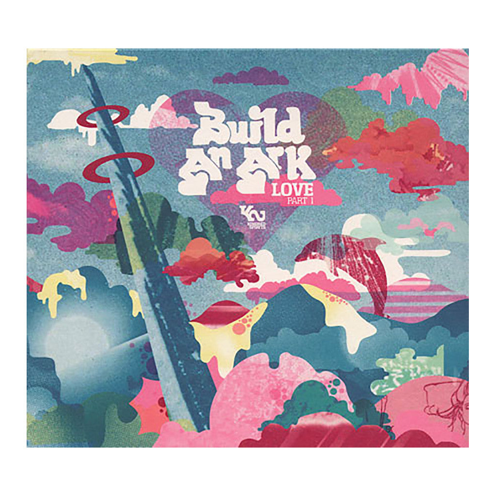<!--020100216019980-->Build An Ark - 'Love Part 1' [CD]