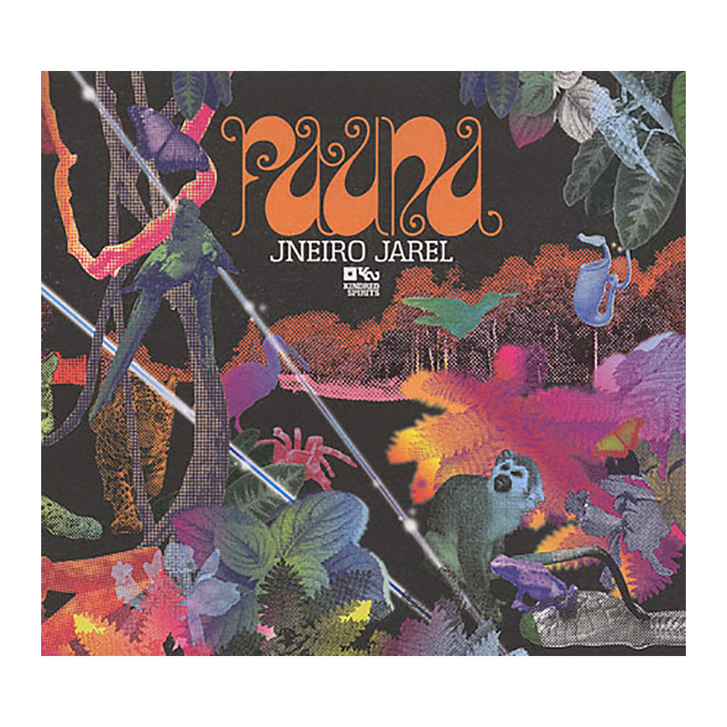 Jneiro Jarel - 'Fauna' [CD]