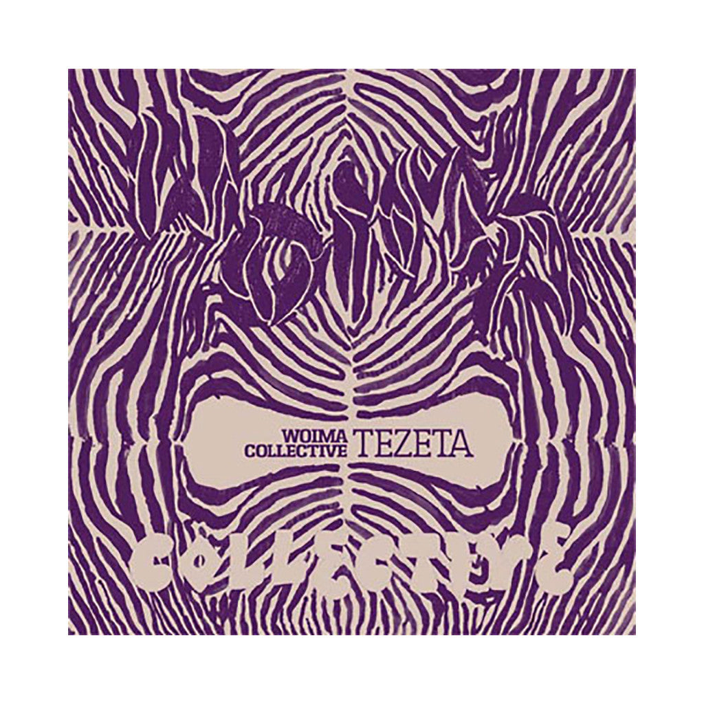 Woima Collective - 'Tezeta' [CD]