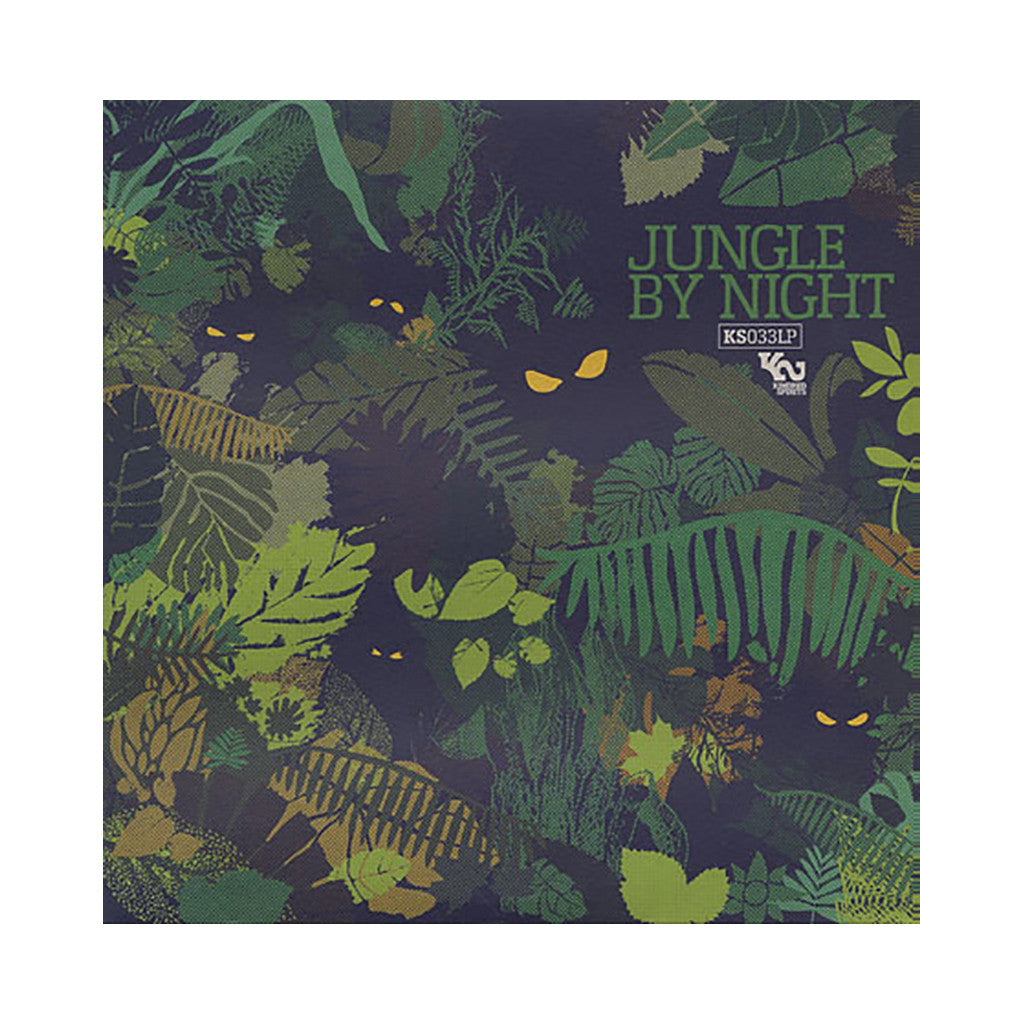 <!--120110524031092-->Jungle By Night - 'Jungle By Night' [CD]