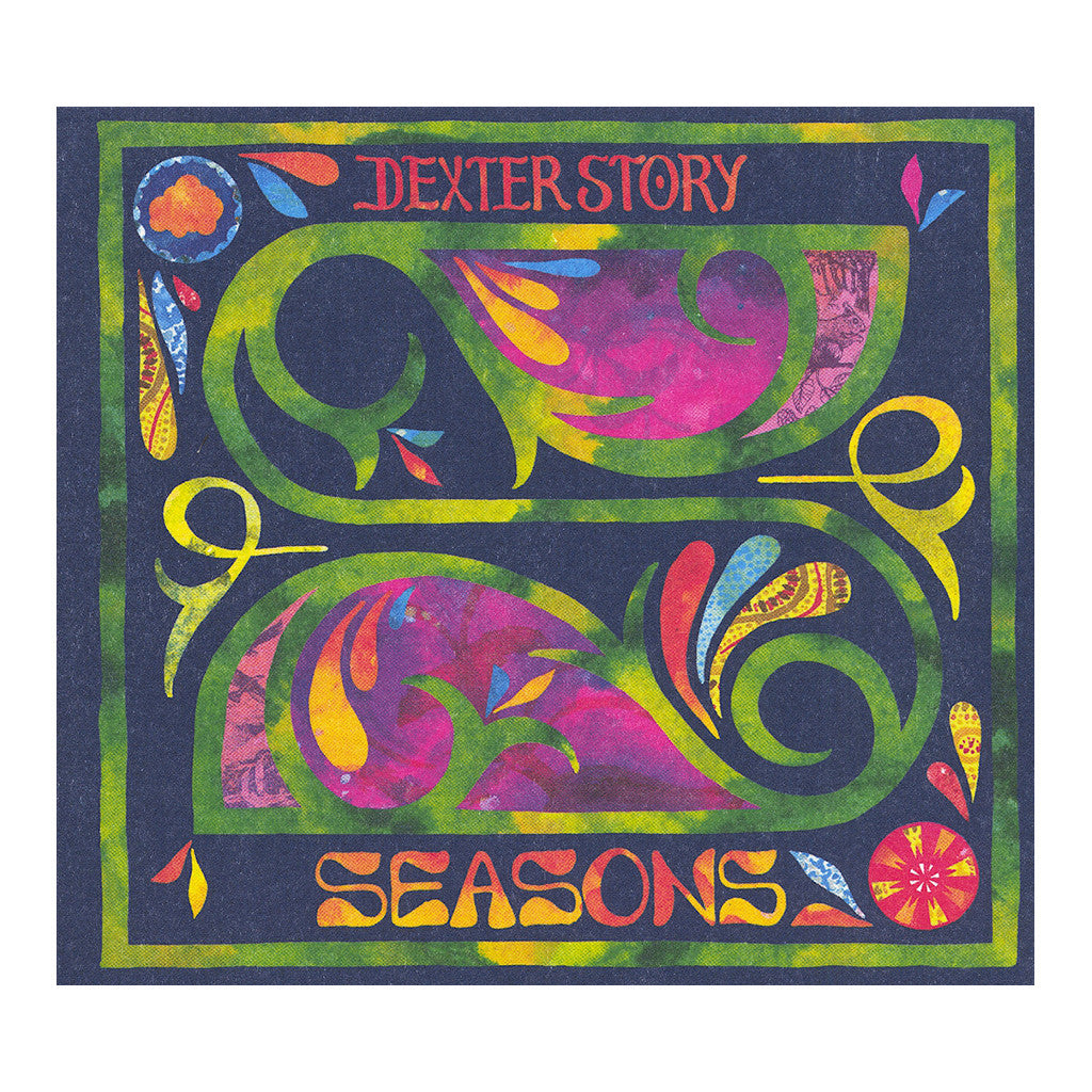 Dexter Story - 'Seasons' [CD]
