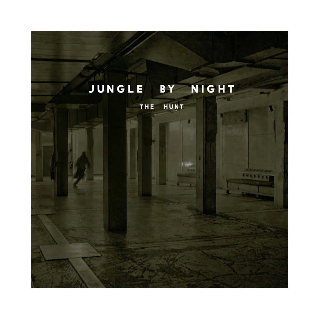<!--2014060324-->Jungle By Night - 'The Hunt' [CD]