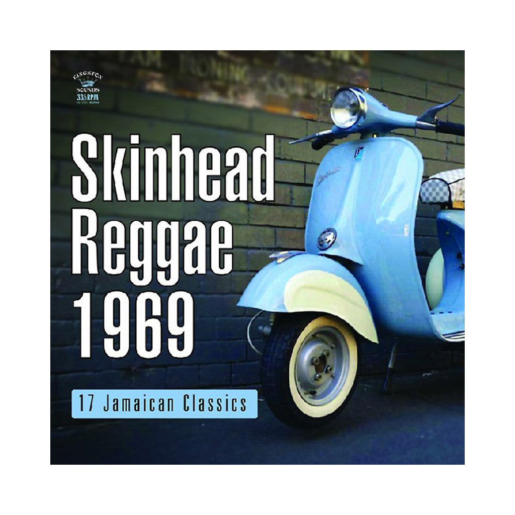Various Artists - 'Skinhead Reggae 1969: 14 Jamaican Classics' [(Black) Vinyl LP]
