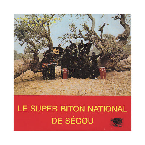 "[""Le Super Biton National De Segou - 'Le Super Biton National De Segou (Limited Edition)' [(Black) Vinyl LP]""]"
