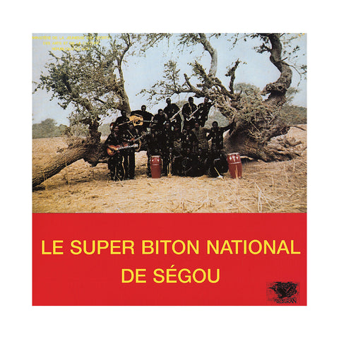 "[""Le Super Biton National De Segou - 'Le Super Biton National De Segou' [(Black) Vinyl LP]""]"
