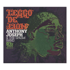 Anthony Joseph & The Spasm Band - 'Leggo De Lion' [CD]