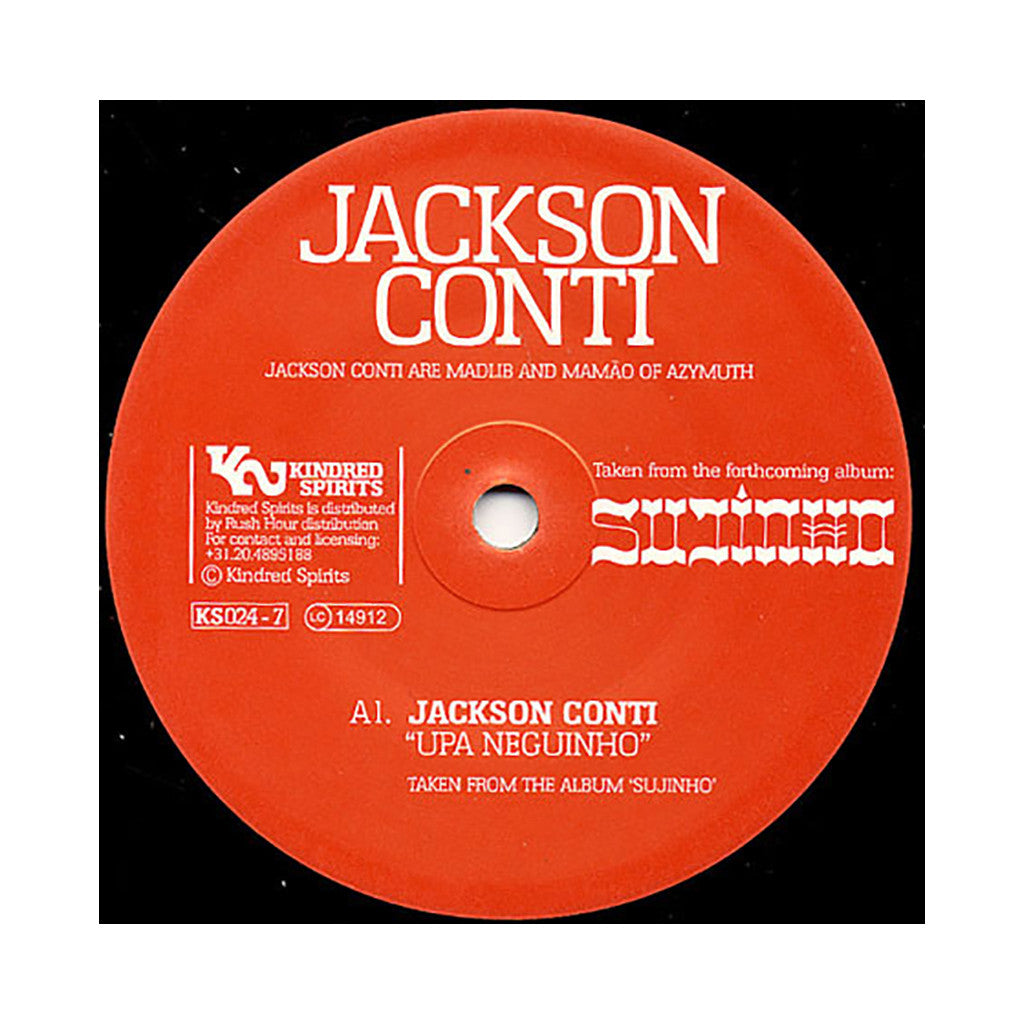 <!--2008070137-->Jackson Conti - 'Casa Forte' [Streaming Audio]