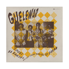 <!--120120214041135-->Guelewar - 'Touki Ba Banjul: Acid Trip From Banjul To Dakar' [(Black) Vinyl [2LP]]
