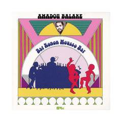 Amadou Balake - 'Bar Konon Mousso Bar' [(Black) Vinyl LP]