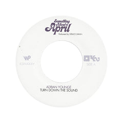 "<!--020121030050639-->Adrian Younge Presents Venice Dawn - 'Turn Down The Sound/ 1969 Organ' [(Black) 7"" Vinyl Single]"