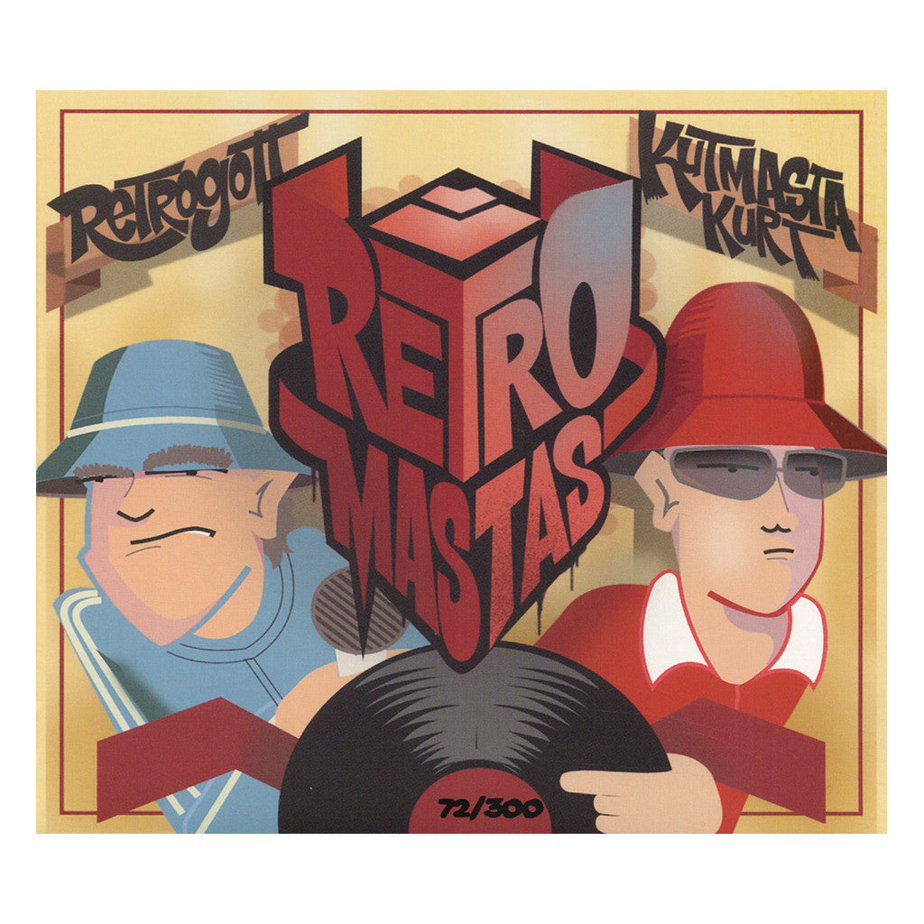 <!--2014120355-->Retrogott & KutMasta Kurt - 'Was Abgeht' [Streaming Audio]
