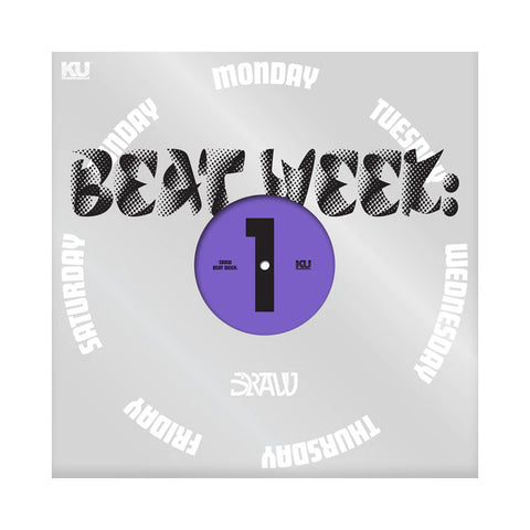 SRAW - 'Beat Weeks' [(Black) Vinyl LP]