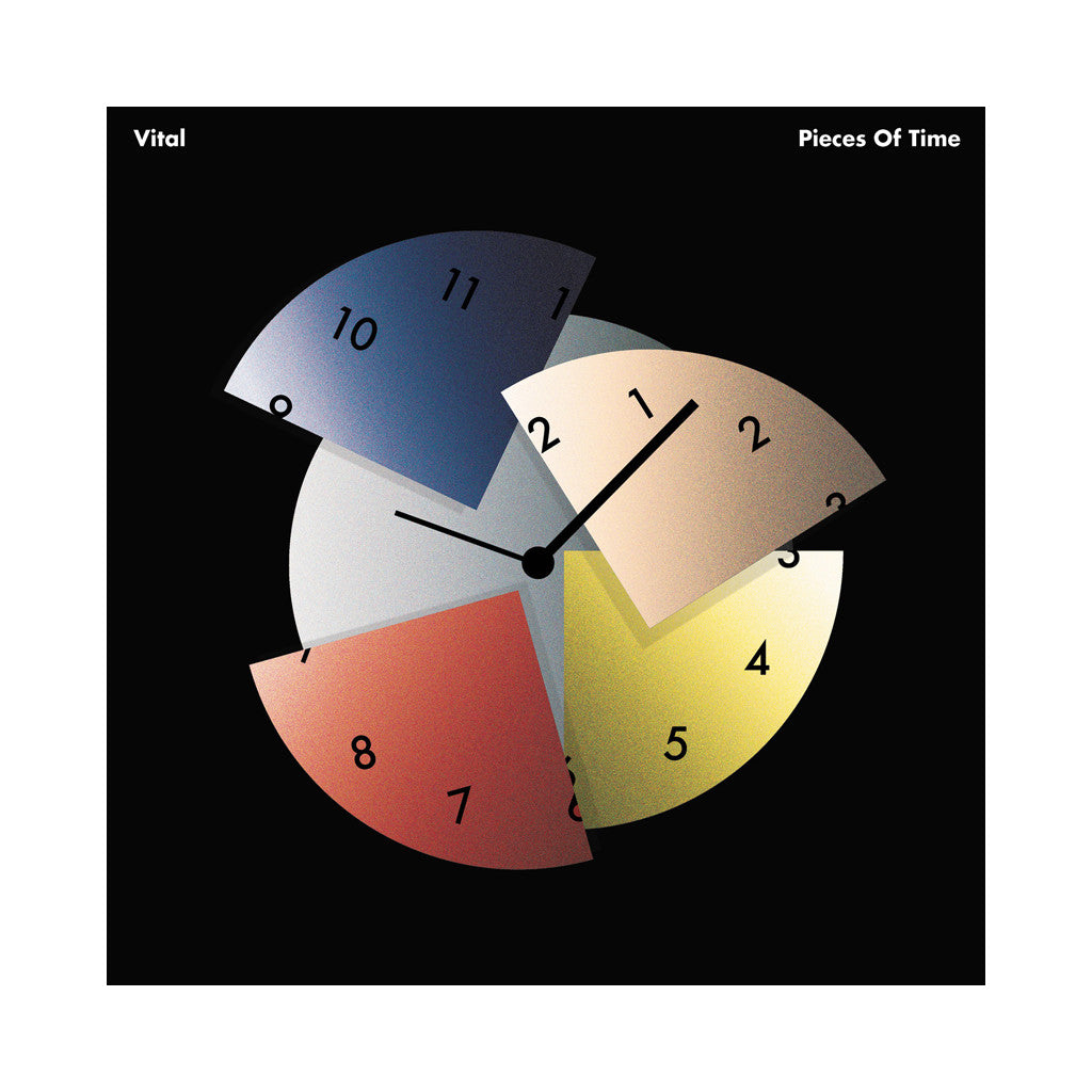 Vital - 'Pieces of Time' [(Black) Vinyl LP]