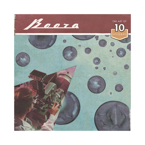 "[""Boora - 'The Art Of 10 Seconds' [(Black) Vinyl LP]""]"
