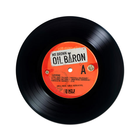 Mr. Brown - 'Oil Baron (INSTRUMENTAL)' [Streaming Audio]
