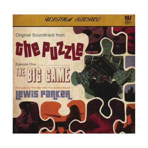 "[""Lewis Parker - 'The Puzzle Episode One: The Big Game' [CD]""]"