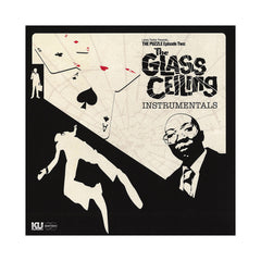 <!--2014082639-->Lewis Parker - 'The Puzzle Episode Two: The Glass Ceiling (Instrumentals)' [(Black) Vinyl [2LP]]